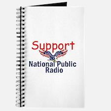Support NPR Journal
