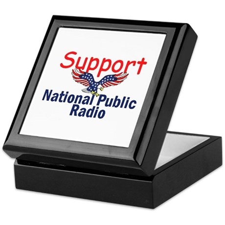 Support NPR Keepsake Box