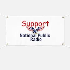 Support NPR Banner