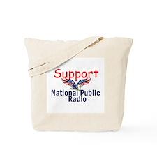 Support NPR Tote Bag