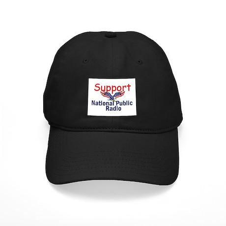 Support NPR Black Cap