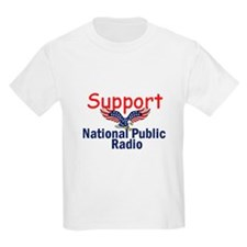 Support NPR T-Shirt