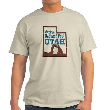 Arches National Park Utah Light T-Shirt