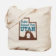 Arches National Park Utah Tote Bag