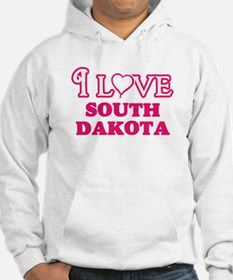 I love South Dakota Sweatshirt