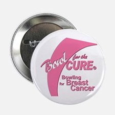 """'12 Bowl for the Cure 2.25"""" Button"""