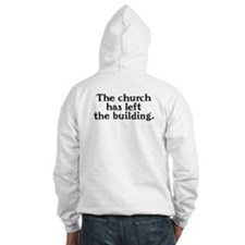 Hooded Outreach Sweatshirt
