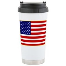 America Stainless Steel Travel Mug