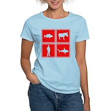 Evolution Poker Player T-Shirt