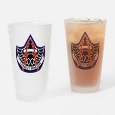 Unique Ringer Drinking Glass