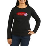 You'd All Be in My Prayers Women's Long Sleeve Dar