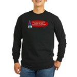 Have You Accepted Jesus as Yo Long Sleeve Dark T-S