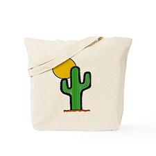 'Desert Cactus' Tote Bag