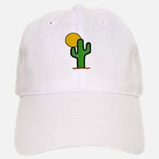 'Desert Cactus' Baseball Baseball Cap