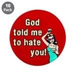 God Told Everyone to Hate You 3.5