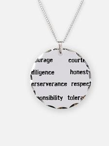 Unique Honesty Necklace