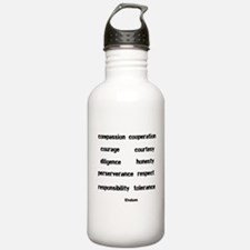 Cute Compassion Water Bottle