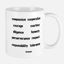 Unique Tolerance Mug