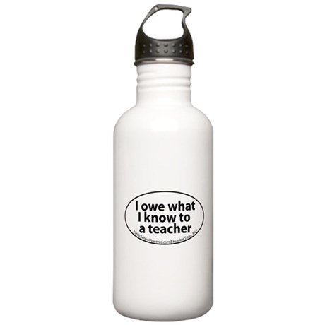 Drinkware Stainless Water Bottle 1.0L