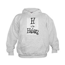 H Is For Helen Hoodie