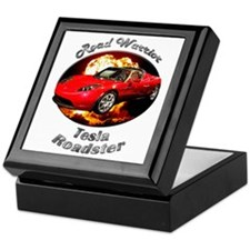 Tesla Roadster Keepsake Box