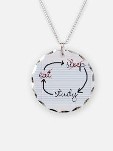 'Study, Study, Study' Necklace