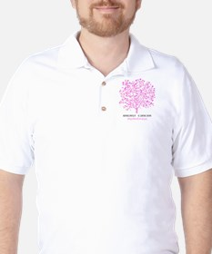 Breast Cancer Awareness Tree T-Shirt