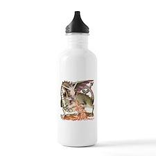 Fire Dragon Water Bottle