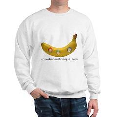 Sweatshirt featuring Banana Triangle cast