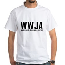 Who Would Jesus Assassinate? Shirt