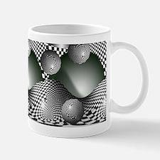 Unique Abstract Design Small Small Mug