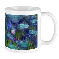 Monet - Water Lilies Small Mug