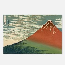Mt. Fuji Postcards (Package of 8)