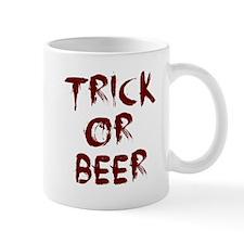 Bloody Trick Or Beer Mug