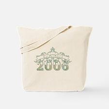 Established in 2006 Tote Bag