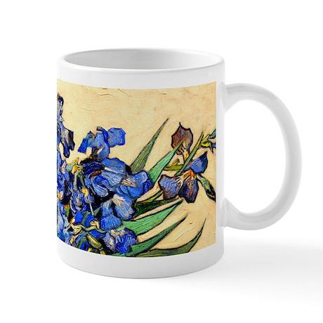Van Gogh - Irises Mug