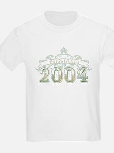 Established in 2004 T-Shirt