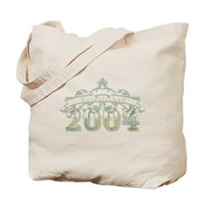 Established in 2004 Tote Bag