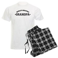 World's Greatest Grandpa Pajamas