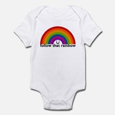 'Follow That Rainbow' Infant Bodysuit