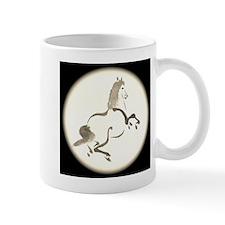 Calligraphy Horse Mug