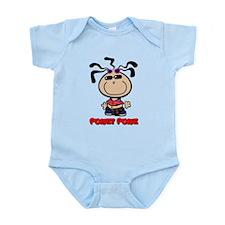 Punky Punk Infant Bodysuit