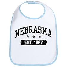 Nebraska Est.1867 Bib