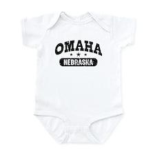 Omaha Nebraska Infant Bodysuit