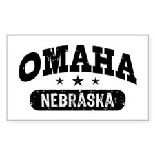 Omaha Nebraska Decal