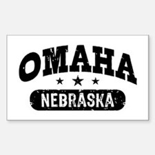 Omaha Nebraska Decal