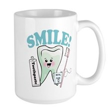 Dentist Dental Hygienist Teeth Mug