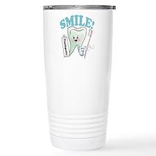 Dentist Dental Hygienist Teeth Travel Mug
