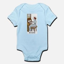 St. Cecilia Infant Creeper