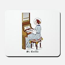 St. Cecilia Mousepad